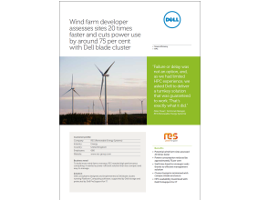 RES:  Wind Farm