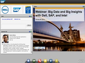 Big Data, Big Insights with Dell, SAP and IntelDatacenter Service