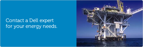 Contact a Dell expert to learn more about our energy solutions.