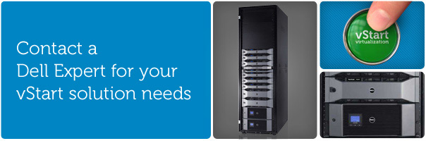 Contact a Dell expert for your vStart solution needs